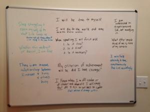The Sara Manifesto 2014